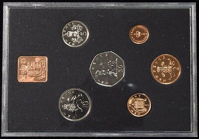 1971 Proof Coinage of Great Britain & Northern Ireland