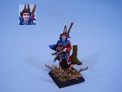 Confrontation painted miniature Griffin Magistrate