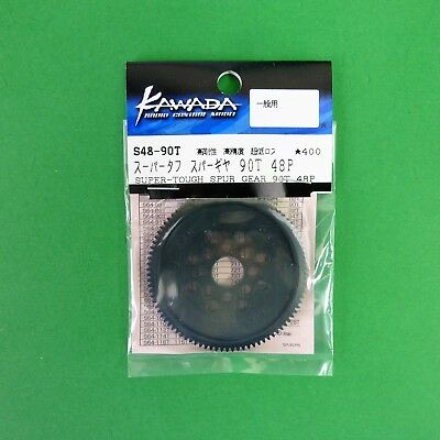 90T 48 pitch 48dp spur gear for 1: 10 RC may suit Sakura Traxxas HPI etc