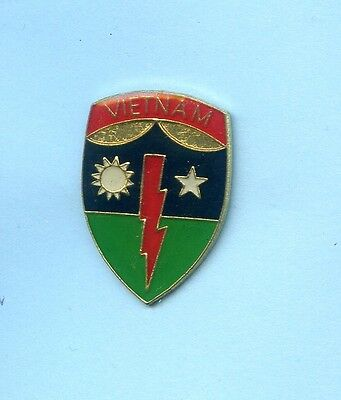 Pins militar  army  Usa Vietnam Us499