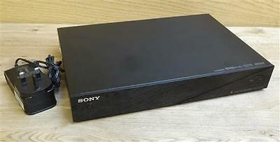 Sony SVR-HDT500 Twin Freeview+ HD Tuner Box 1TB HDD Recorder DVR PVR *No Remote