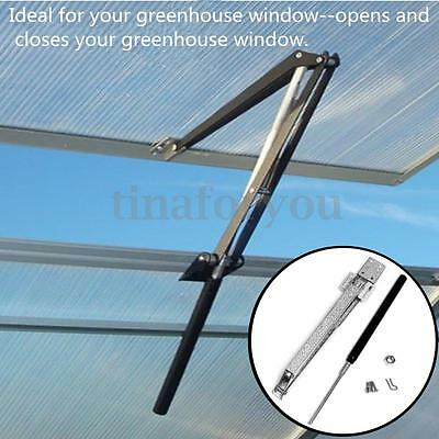 Intelligent Automatic Thermostat Greenhouse Room Window Roof Vent Opener Device