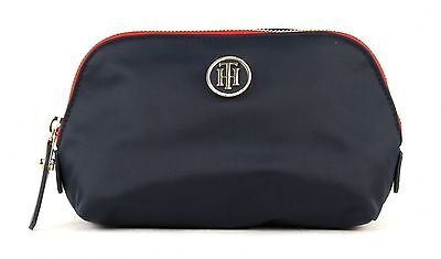 TOMMY HILFIGER Cosmetictasche Poppy Make Up Bag Midnight