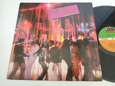 "detroit  spinners  (  dancing and lovin"" )  album  on  atlantic  records  1979"