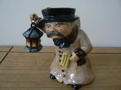 ROY KIRKHAM England 'NIGHT WATCHMAN' No. 754/1 Toby Jug - Lovely