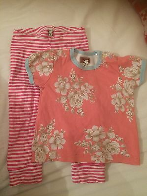 Joules T Shirt And Leggings 12-18 Months