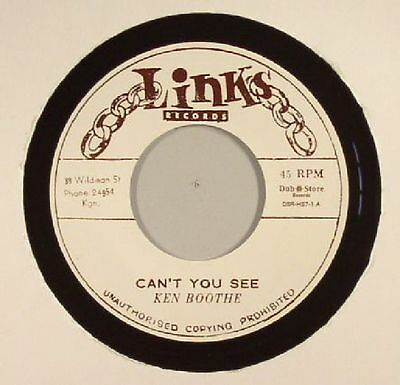 "BOOTHE, Ken - Can't You See - Vinyl (7"")"