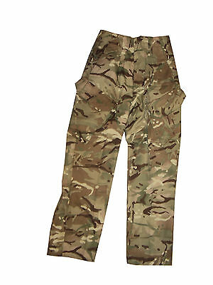 MTP CAMOUFLAGE WEATHER TEMPERATE COMBAT TROUSERS - British Army - NEW - B79