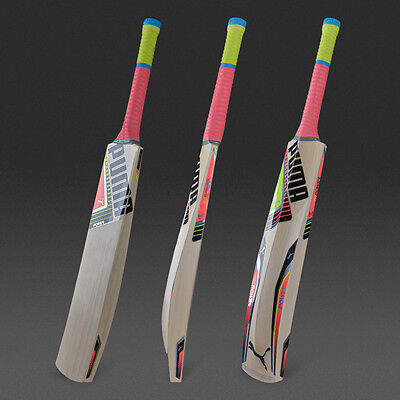2016 Puma  evoPower Tricks 1 English Willow Cricket Bat Size SH