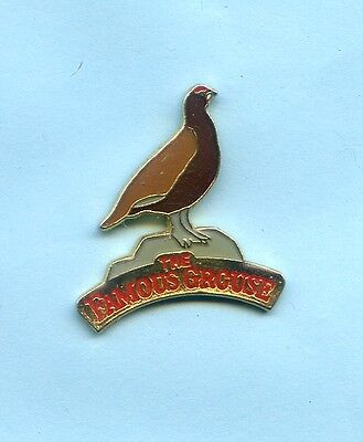 Pins Whisky The Famous Grouse Us794