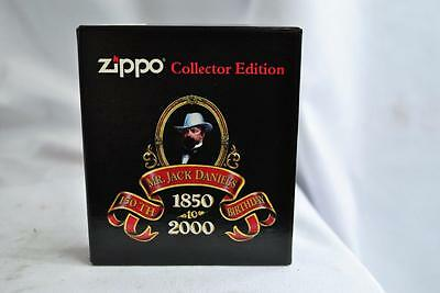 Collector's Edition ZIPPO Jack Daniels 150TH Anniversary Birthday Lighter In Box