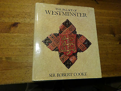 The Palace of Westminster by Sir Robert Cooke (Hardback, 1987)