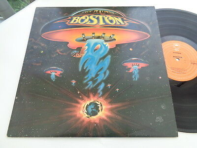 boston  album on epic  records   1976
