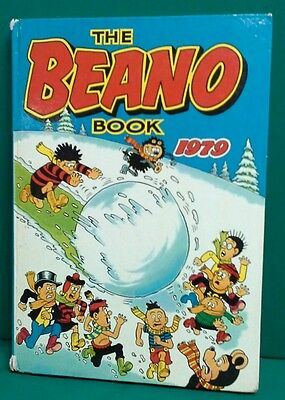 The Beano Annual 1979 Some useage