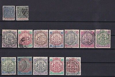 British South Africa Company  Early  Stamps    R3474