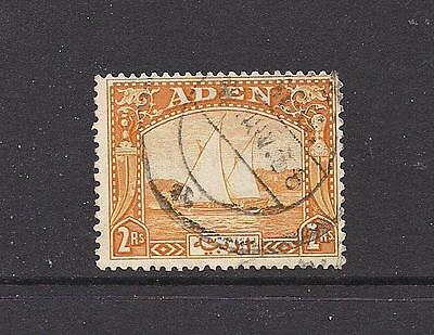 Aden 1937 2R G/FU cat £40 see comments