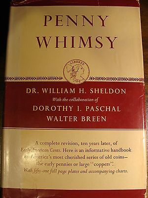 * PENNY WHIMSY - by  WILLIAM H. SHELDON - 1958 !