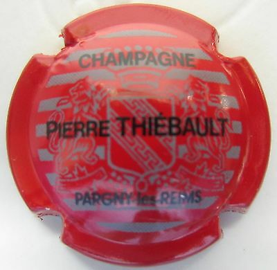 capsule champagne THIEBAUT Pierre rouge no 2