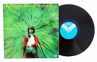 Francoise Hardy ~ En Anglais ~ 1968 (UK) 1st Press ~ A-1U / B-1U ~ ULP 1207