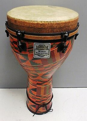 """23.5"""" Remo World Percussion Djembe Hand Drum - Made in USA"""