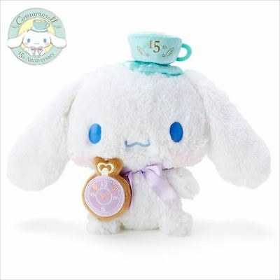 Sanrio Cinnamoroll 15th Anniversary Plush Toy Time Series Japan Kawaii[72]