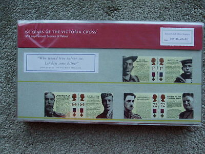 Royal Mail Mint Stamps Presentation Pack Victoria Cross 2006