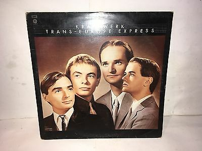Kraftwerk Trans Europe Express Lp