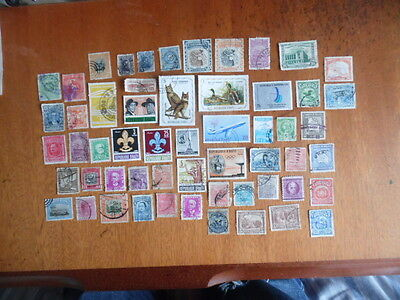 South America ~ Mixed Used ~ (NHLF) ~  Lot 3