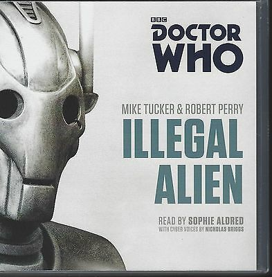 Doctor Who - Illegal Alien - Bbc Audio Book