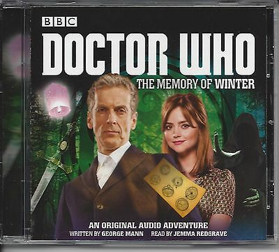 Doctor Who New Series - The Memory Of Winter - An Original Audio Adventure
