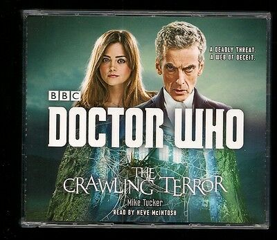Doctor Who New Series - The Crawling Terror - Bbc Audio Book