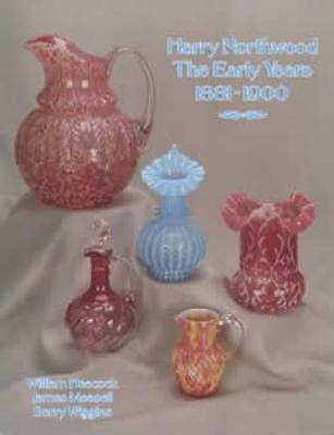 Northwood Glass 1881-1900 Book Opalescent  Patterns