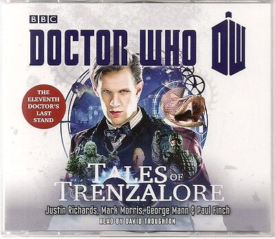 Doctor Who New Series - Tales Of Trenzalore - Bbc Audio Book