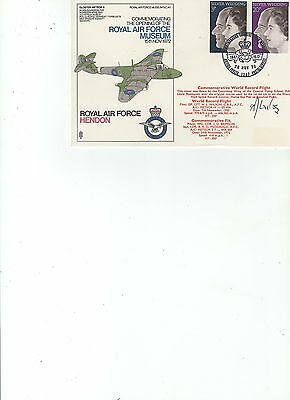 1972  Queen - Silver Wedding  - Raf Museum - Bfps 1307 - Raf Hendon - Official