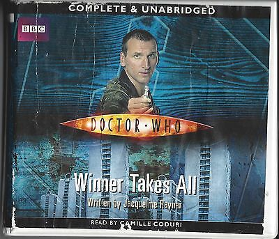 Doctor Who - Winner Takes All - Chivers Audio Book