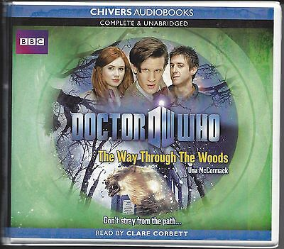 Doctor Who - The Way Through The Woods - Chivers Audio Book