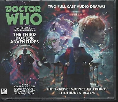 Doctor Who - The Third Doctor Adventures - Volume Two