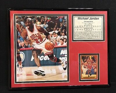 Michael Jordan Framed Picture
