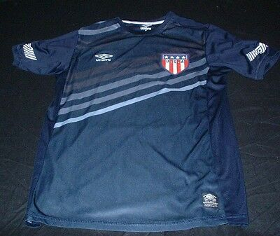 USA United States of America Football Small Mans Umbro Made tight fit Jersey