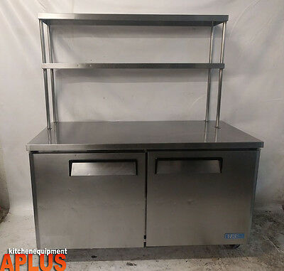 Turbo Air Muf-60 Undercounter Freezer 60""