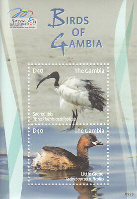 Gambia MNH Sc 3206 Value $ 8.00 Birds