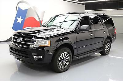 2016 Ford Expedition  2016 FORD EXPEDITION XLT ECOBOOST NAV DVD CLIMATE SEATS #F11047 Texas Direct