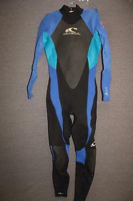 O'NEILL Epic 4/3 quality wetsuit ladies FULL SUIT 4.3 surf DIVE warm