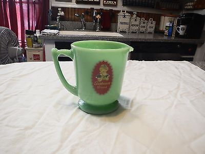 Sunbeam Licensed Product Jadeite 4 Cup Measuring Cup With Sunbeam Girl