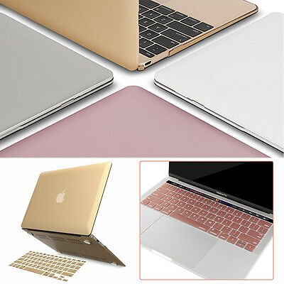 """Rubberized Hard Cover+Keyboard Skin for MacBook Pro 13"""" A1706/A1708 w/ Touch bar"""