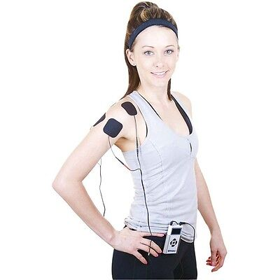 iReliev Dual Channel Tens Electrotherapy Relief for Muscle and Joint Pain
