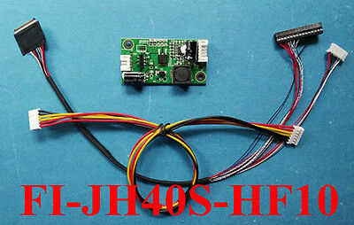 LVDS Cable FI-JH40S-HF10 + LED Boost Board for B154PW04 V0 V4 V7 N154C6-L01 L02