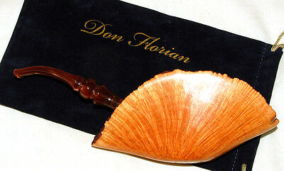 Extra Large Don Florian 3070 Freehand New Unsmoked + Original Sleeve