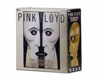 NECA Pink Floyd Division Bell Bookends RESIN NEW!! FERMA LIBRI