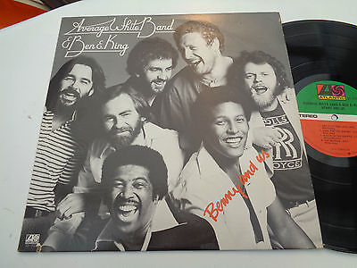 A W B  and ben e king  ( benny and  us  )  album on atlantic  records   1977